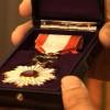 FOTO: Uzlecošās Saules ordenis